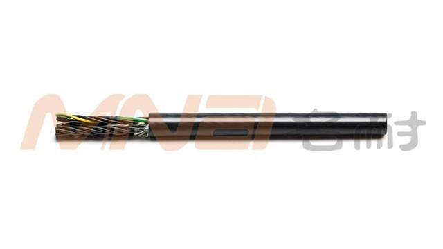 MNCF130中度低速柔性拖链电缆