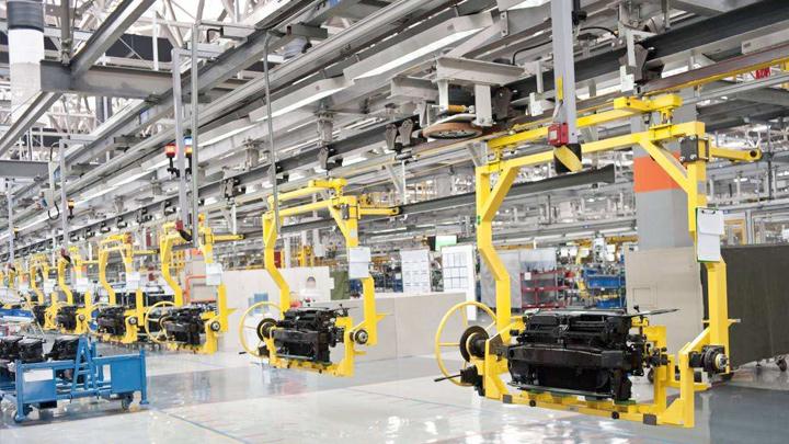 比亚迪汽车制造厂使用名耐拖链电缆