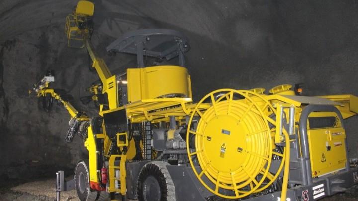 齐齐哈尔某铜矿厂使用名耐动力电缆