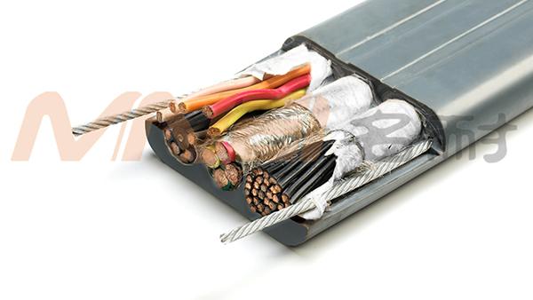 MNCF646低压复合卷盘扁电缆
