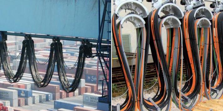 MNCF609缩小外径起重机专用电缆
