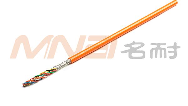 MNCF634港机拖链屏蔽电缆
